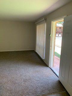 front door to living room